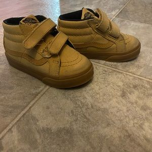 Toddler Vans high tops